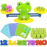 CozyBomB Homeschool Kindergarten Balance Board Game - Preschool Activities Math Learning Stem Montessori Cool Toys Educationa
