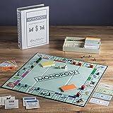 ヴィンテージMonopoly Bookshelf Edition GameパーカーBrothersファミリクラシック