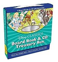 Disney Classics Board Book & CD Treasury Box