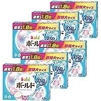 【ケース販売】 ボールド 洗濯洗剤 粉末 ピュアクリーンサボンの香り ラージサイズ 1.5kg×6個