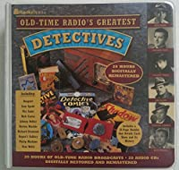 Old Time Radio's Greatest Detective Shows (20-Hour Collections)