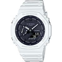 [カシオ] 腕時計 ジーショック カーボンコアガード構造 GA-2100-7AJF メンズ ホワイト