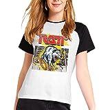 RATT Band ラット (バンド) Tシャツ カットソー レディース ファッション 半袖