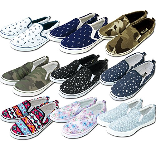 82210-227(オルテガ, M)/ZIP【Slip On...