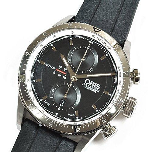 ORIS オリス アーティックス GT ARTIX GT 674.7661.4174R ブラック メンズ 腕時計 【並行輸入品】