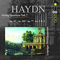 Haydn: String Quartets Vol 7
