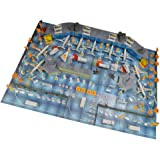 TOYANDONA 1 Set Aircraft Model Playset Simulated Scene Perfect for Preschool Learning Simulation Plane Toy