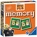 Ravensburger メモリー ミニオンズ Despicable Me 3 minions Mini Memory