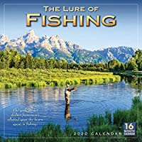 The Lure of Fishing 2020 Calendar