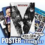 BIGBANG (ビッグバン) グッズ - フォト ポスター セット (PHOTO POSTER SET) [ポスター12枚 + ステッカー セット1枚] 30cm x 42cm SIZE