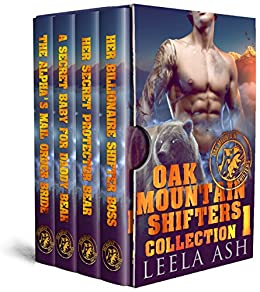 Oak Mountain Shifters (Collection 1) by [Ash, Leela]