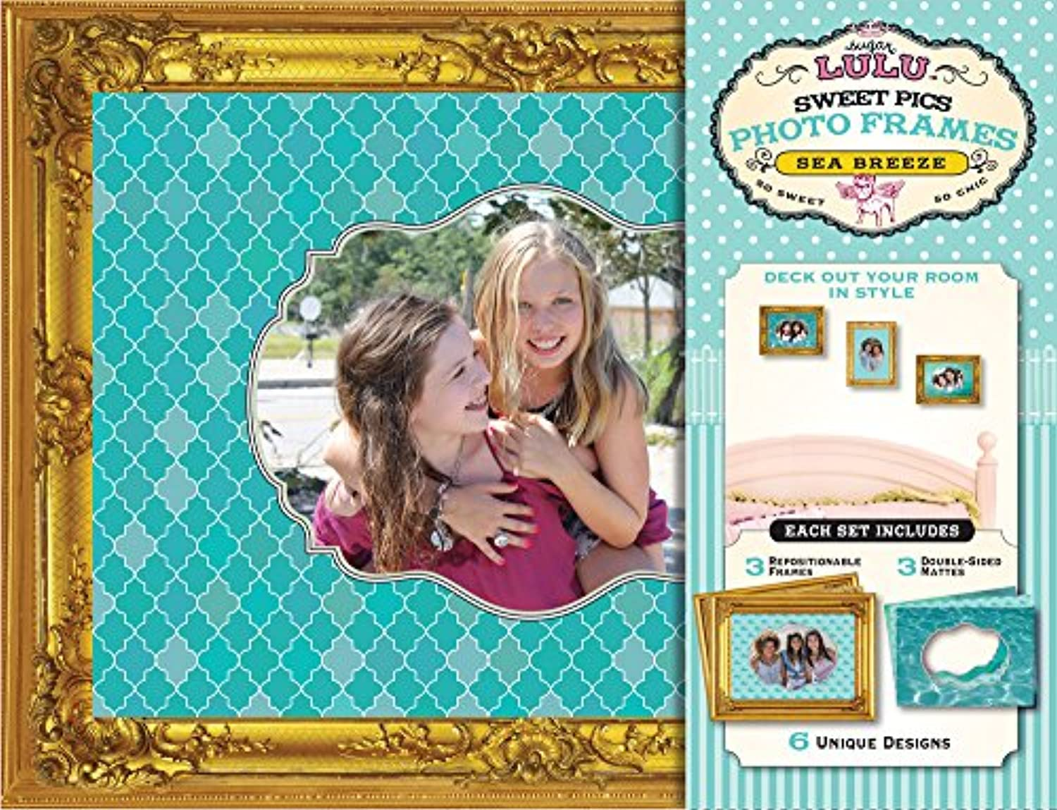 Sugar Lulu Sweet Pics Photo Frames Sea Breeze Novelty