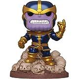 "Funko Marvel Thanos Infinity Metallic 80th Anniversary 6"" Pop Vinyl Figure, Multicolour"