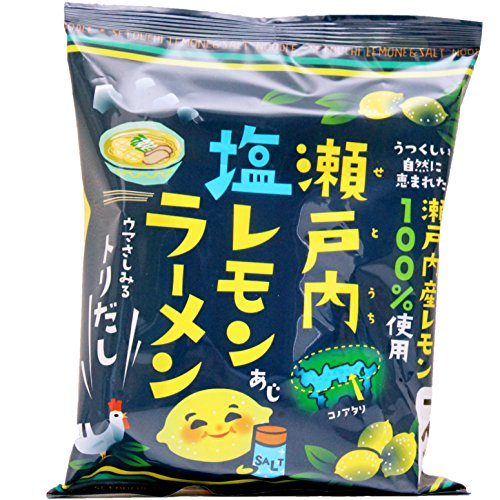 瀬戸内塩レモンラーメン 5個セット