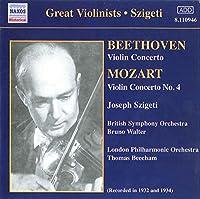 Beethoven, Mozart:Violin Conce