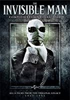 INVISIBLE MAN: COMPLETE LEGACY COLLECTION