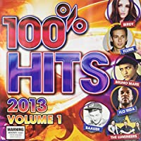 Vol. 1-100 Percent Hits 2013