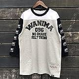 WANIMA×LEFLAH レフラー 096七分Tシャツ(L) ファイナル さいたまpizzza of death