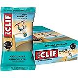 CLIF Bar Cool Mint Chocolate - 12 x 68g, 816 g