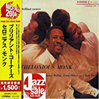 Brilliant Corners by Thelonious Monk (2004-09-22)