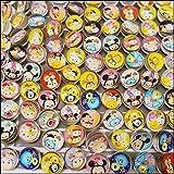 ディズニーツムツムスーパーボール 27mm(100個) / 縁日 お祭り すくい 景品 2698