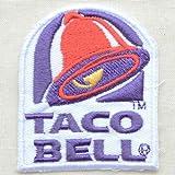 フードロゴワッペン Taco Bell タコベル タコス LGW-034