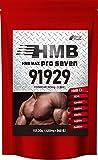 HMB MAX PRO seven 360粒 HMB 91,929mg & BCAA クレアチン シトルリン アルギニン サプリメント