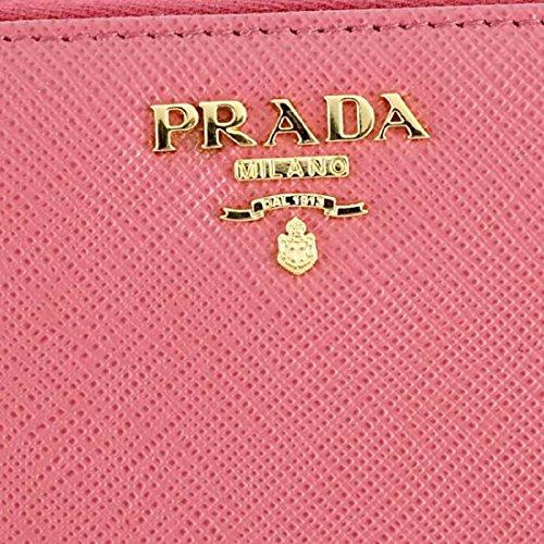 8bf99bb99b63 ... (プラダ)PRADA 財布 長財布 1ML506 QWA CHERRY ピンク [並行輸入品] ...