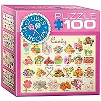 EuroGraphics Candy Mini Puzzle (100-Piece) [並行輸入品]