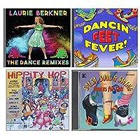 Becker's School Supplies Dance Now! CD Set (Set of 4) [並行輸入品]