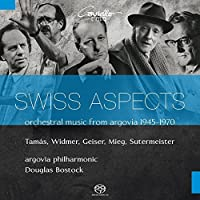 Swiss Aspects - Orchestral Music from Argovia 1945-1970 by Argovia Philharmonic