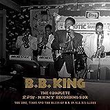 【特典付】 ザ・コンプリート・RPM/ケント・レコーディング・ボックス 1950~1965 The Life,Times and the Blues of B.B. in All His Glory