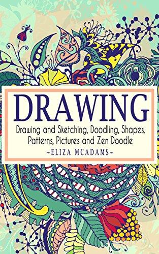 amazon co jp drawing drawing and sketching doodling shapes