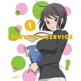 サーバント×サービス 1(完全生産限定版) [Blu-ray]