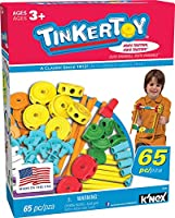 Tinkertoy Essentials Value Set (65 Piece) [並行輸入品]