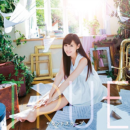 TRUE / 唐沢美帆  (Miho Karasawa) – サウンドスケープ [FLAC 24bit/96kHz]