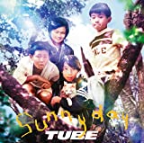 Shiny morning♪TUBEのジャケット