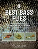 The Best Bass Flies: How to Tie and Fish Them 画像