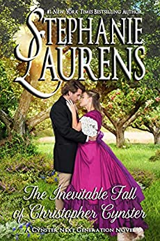 The Inevitable Fall of Christopher Cynster (Cynsters Next Generation Series Book 8) by [Laurens, Stephanie]