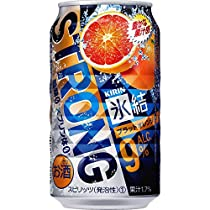 キリン 氷結ストロング ブラッドオレンジ [ チューハイ 350ml×24本 ]