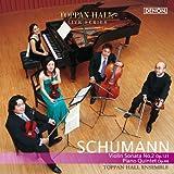 シューマン:ヴァイオリン・ソナタ 第2番&ピアノ五重奏曲 画像