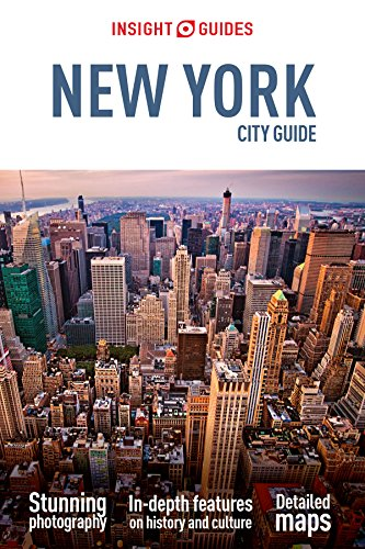 Insight Guides City Guide New York (Insight City Guides)