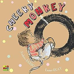 Cheeky Monkey by [Daddo, Andrew]