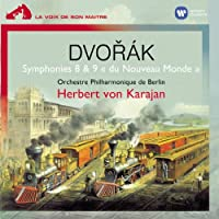 Dvorak: Symphonies Nos 8 & 9 by a. Dvorak (2008-01-13)