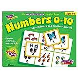 トレンド 英単語 カードゲーム マッチミーゲーム 数字 0から10 Trend Match Me Games Numbers 0-10 T-58102