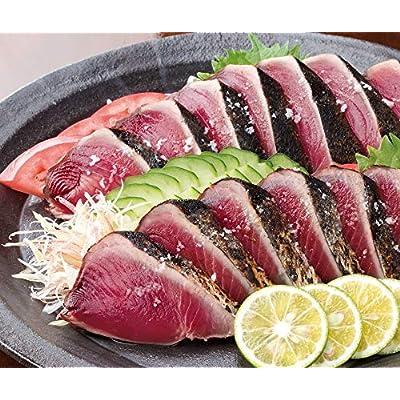 【高知】土佐料理司 とろ鰹 塩たたき2節セット