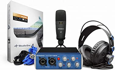 PreSonus DTMパッケージ AudioBox 96 STUDIO
