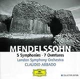 5 Symphonies 7 Overtures
