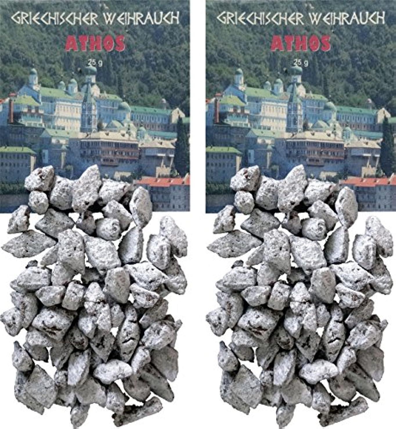 知り合いになる眠り雪Trimontium GWR01-P2 インセンス フランキンセンス-アトス ギリシャの歌 2x25g チャコールまたはシーブ用