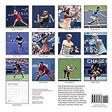 Tennis 2019 Wall Calendar: The Official U.S. Open Calendar 画像
